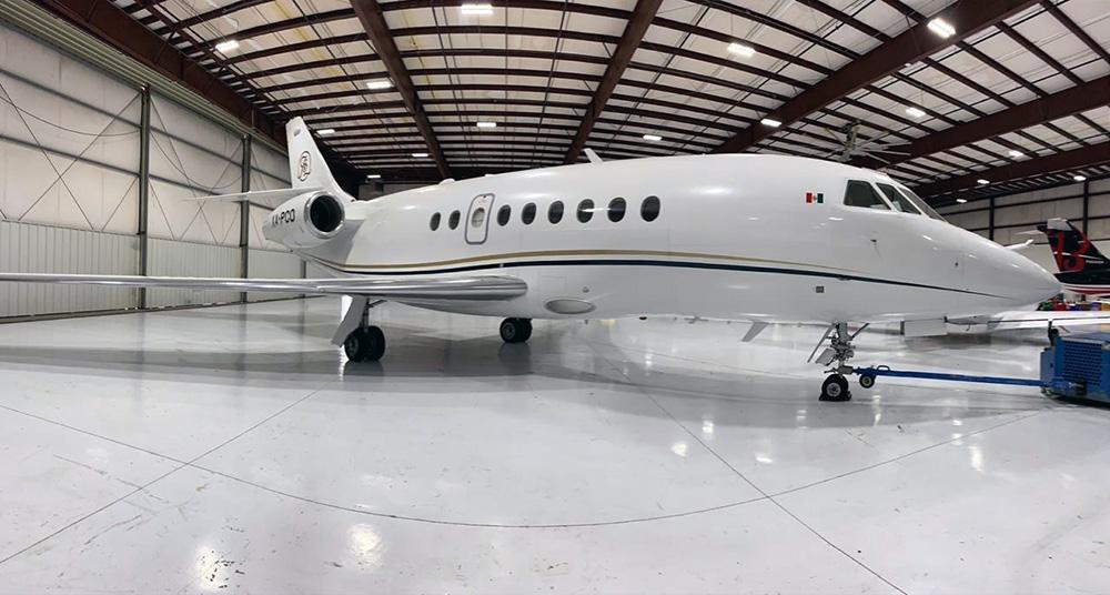 1999 Dassault Falcon 2000 Photo 6