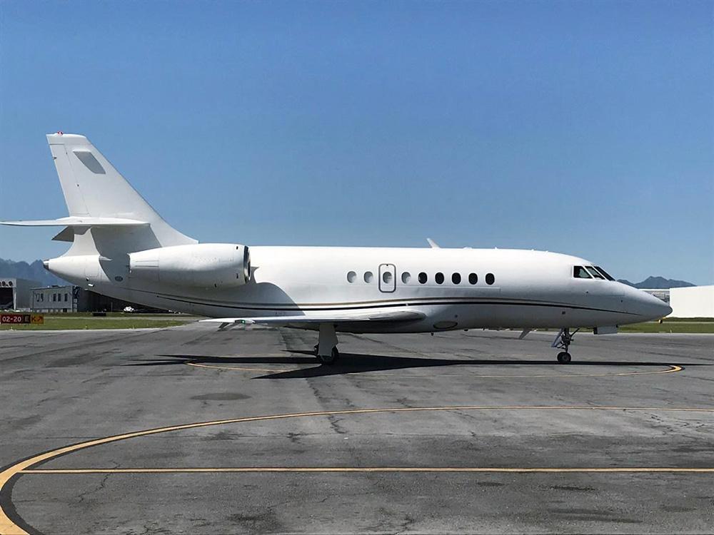 1999 Dassault Falcon 2000 Photo 2