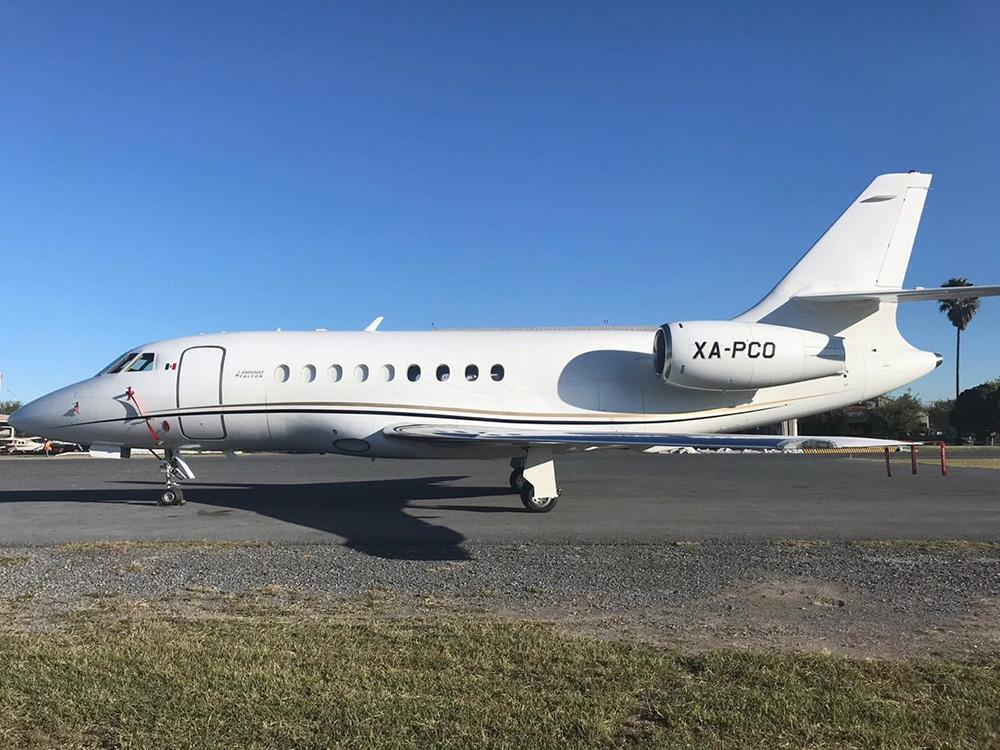 1999 Dassault Falcon 2000 Photo 3