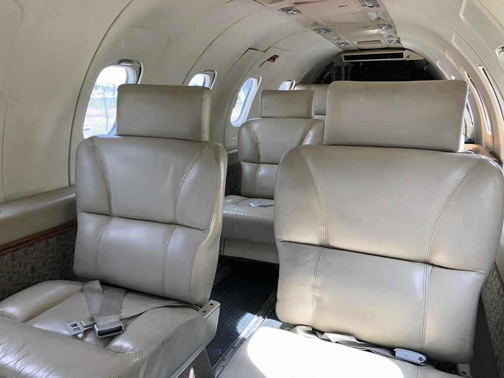 1982 Learjet 35A Photo 4