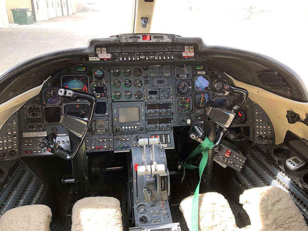 1982 Learjet 35A Photo 5