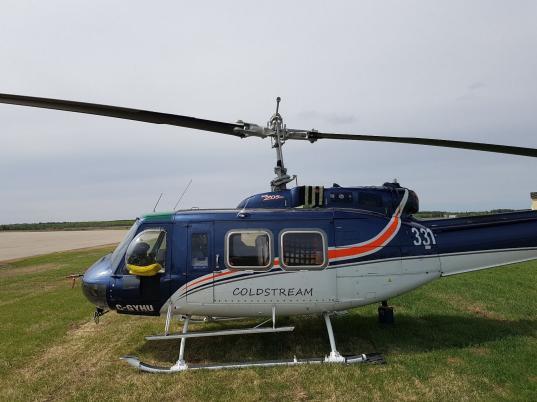1975 Bell 205A-1 Photo 2