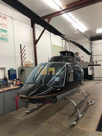 1978 Bell 206BIII for sale - AircraftDealer.com