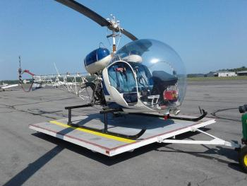 1971 BELL 47 G3B-2  for sale - AircraftDealer.com