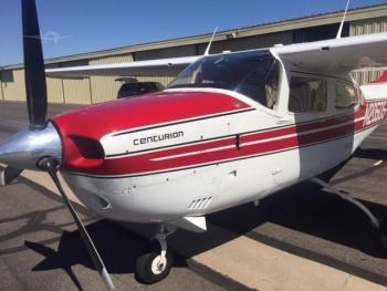 1975 CESSNA TURBO 210L - Photo 2