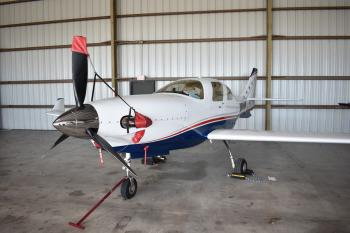 2007 LANCAIR PROPJET for sale