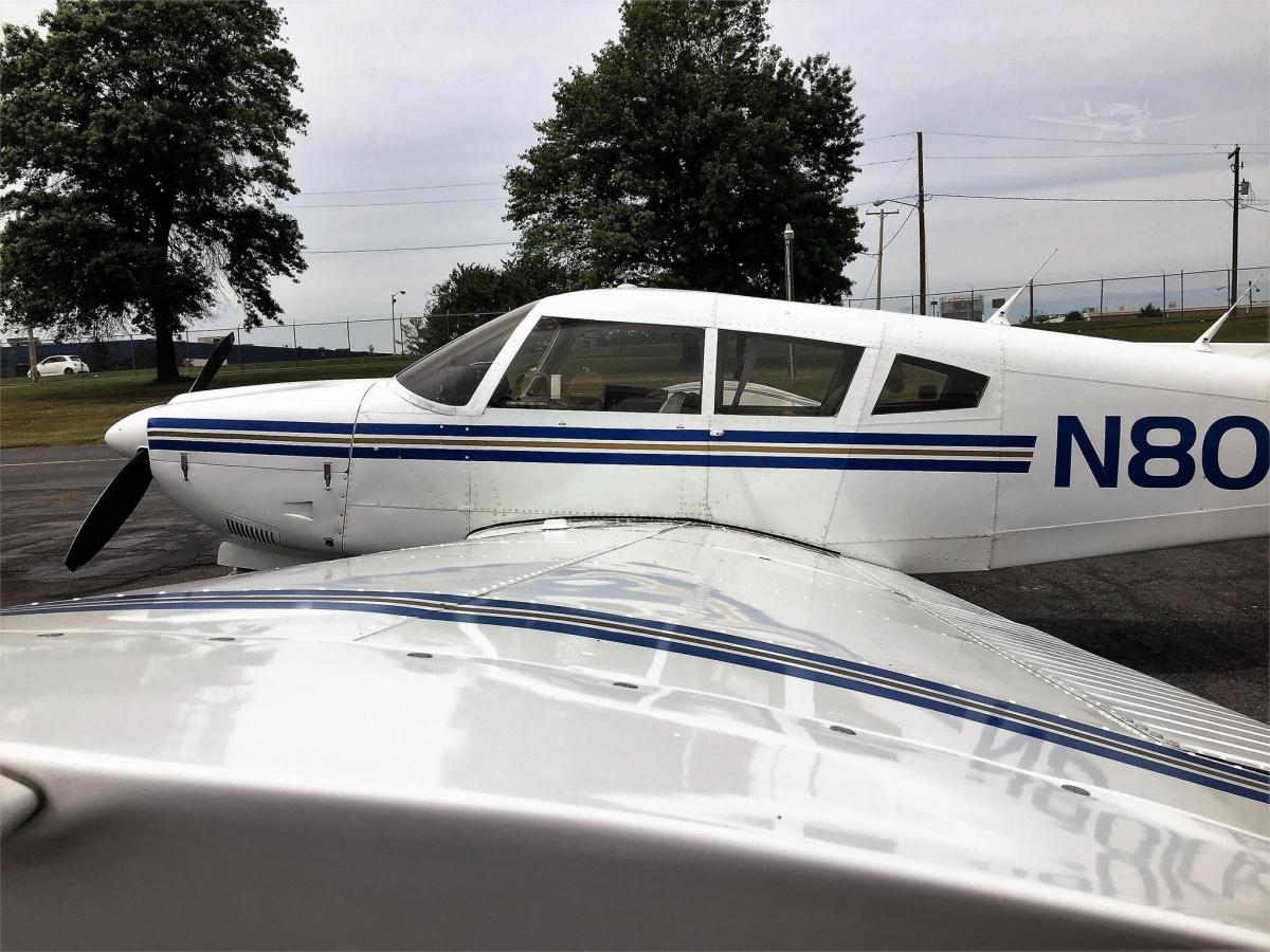 1972 PIPER ARROW II Photo 4