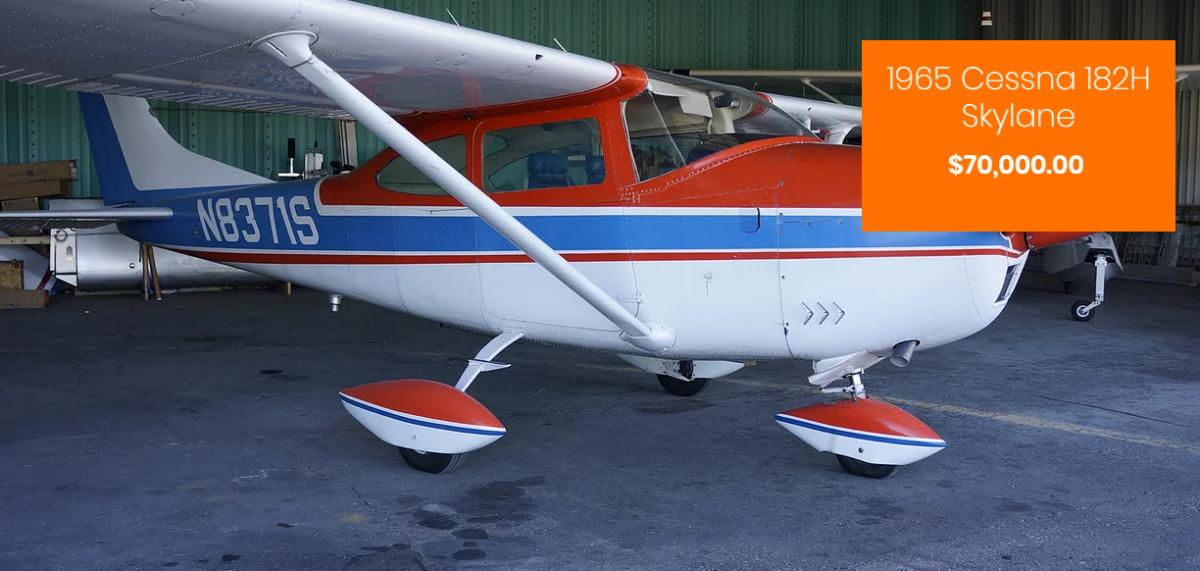 1965 Cessna 182H Skylane - Photo 1
