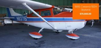 1965 Cessna 182H Skylane for sale - AircraftDealer.com
