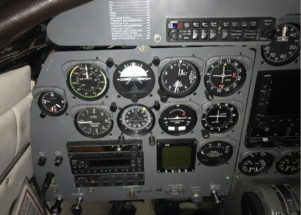 1961 AERO COMMANDER 500B Photo 4
