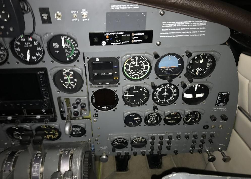 1961 AERO COMMANDER 500B Photo 5