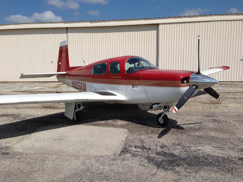 1980 Mooney Rocket  Photo 2
