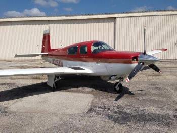 1980 Mooney Rocket  for sale - AircraftDealer.com