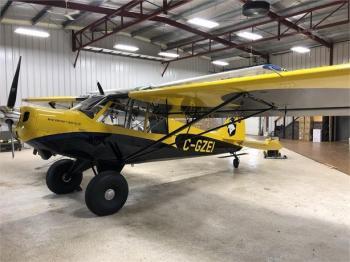 2011 AVIAT HUSKY A-1C-200 for sale - AircraftDealer.com