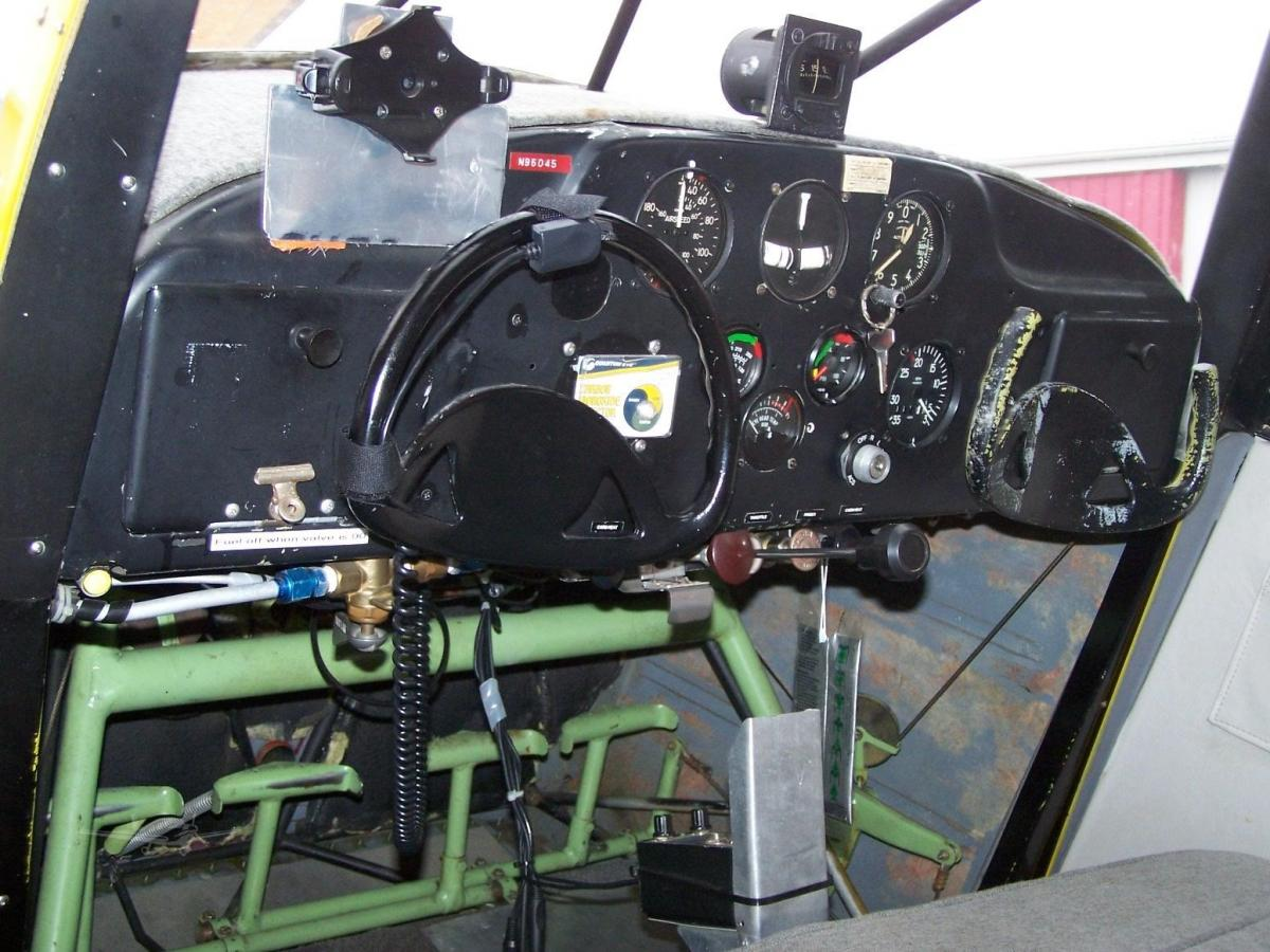 1946 Taylorcraft BC-12D  Photo 4