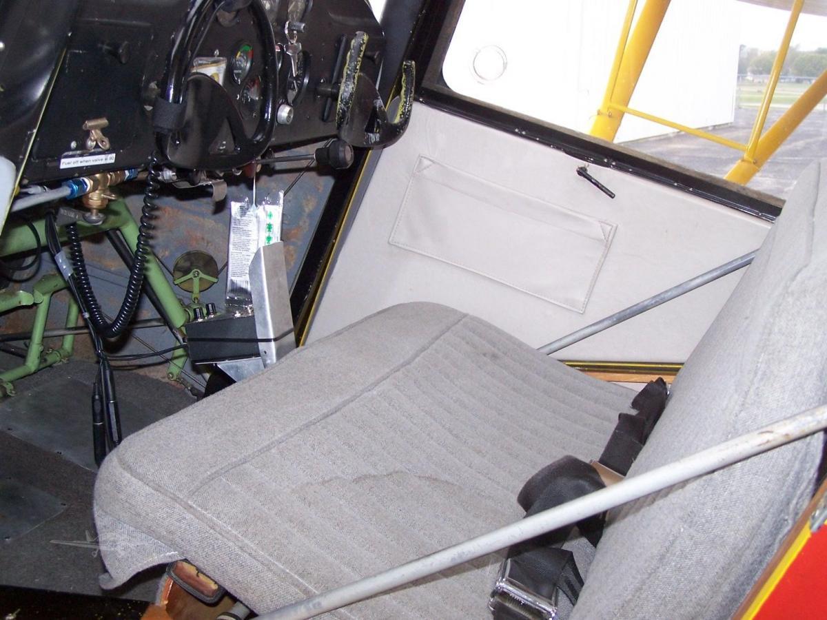 1946 Taylorcraft BC-12D  Photo 3