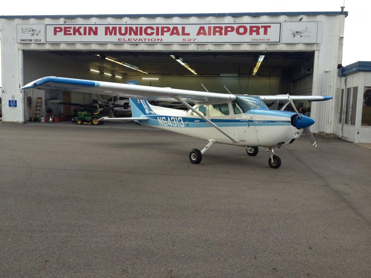 1975 Cessna 172M Skyhawk - Photo 1