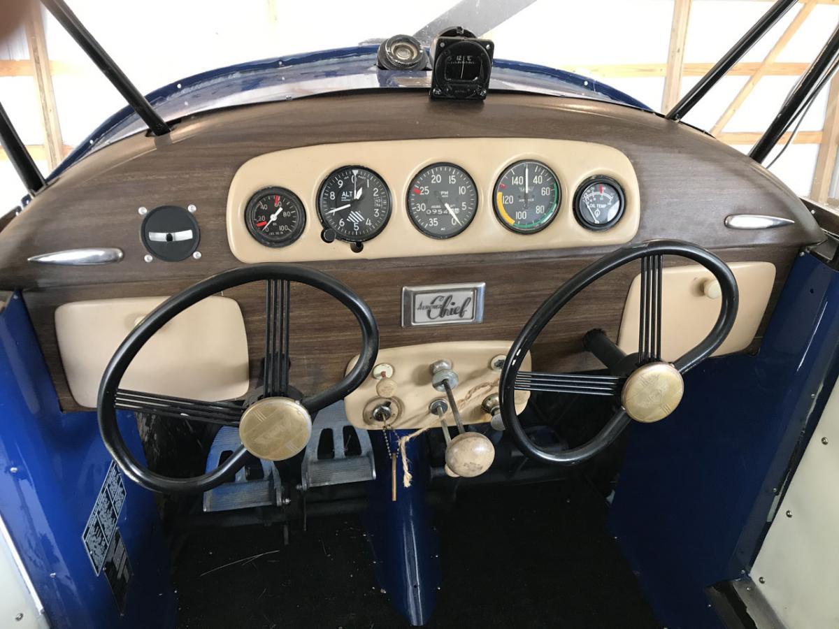 1947 Aeronca 11 Photo 4