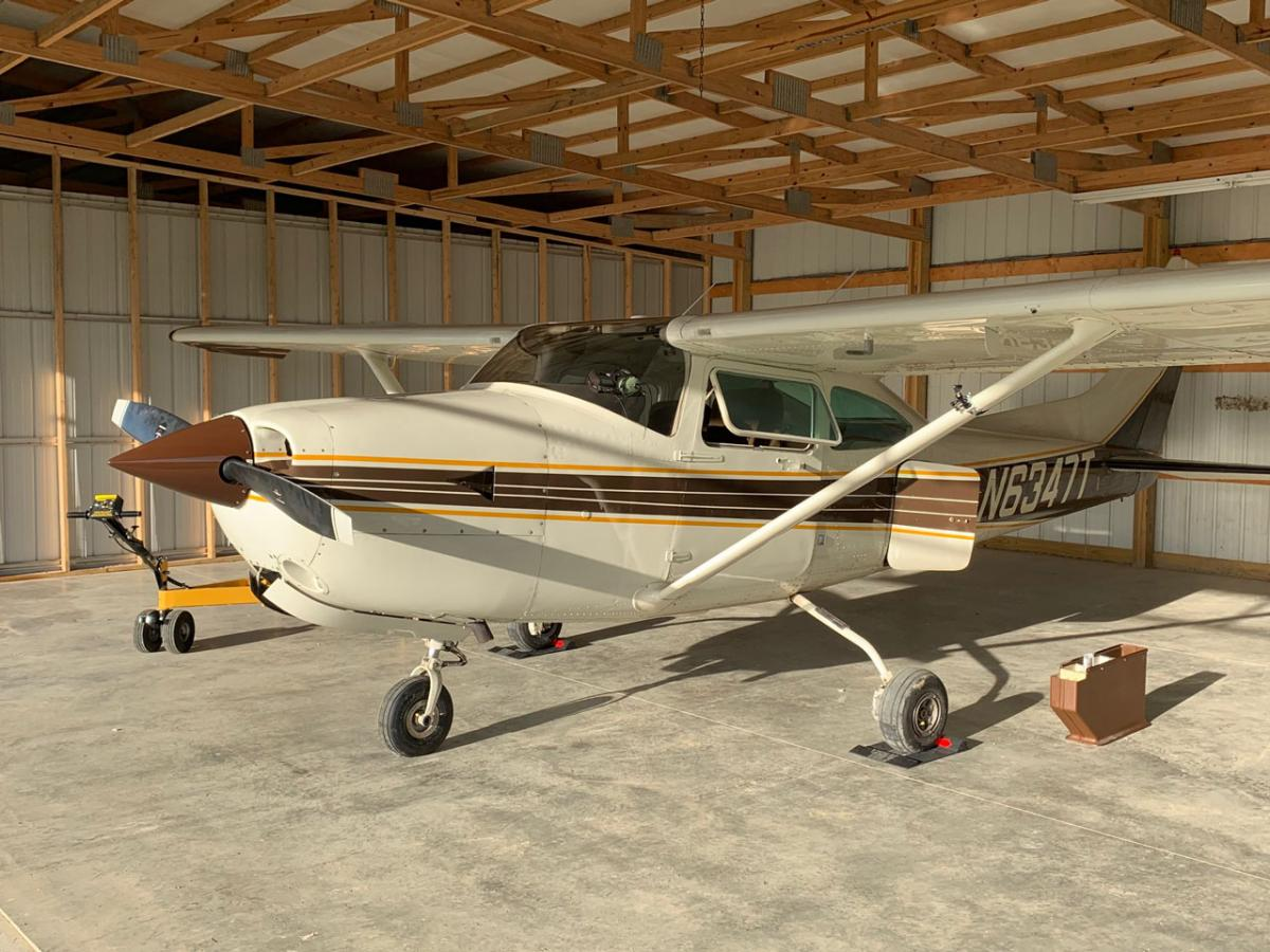1984 Cessna R-182RG Photo 2