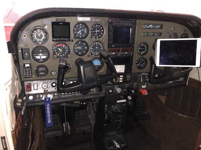 1984 Cessna R-182RG Photo 4