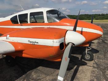 1963 Piper Apache PA-23-235 for sale - AircraftDealer.com