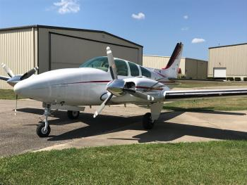 1976 Beech Baron E55 for sale - AircraftDealer.com