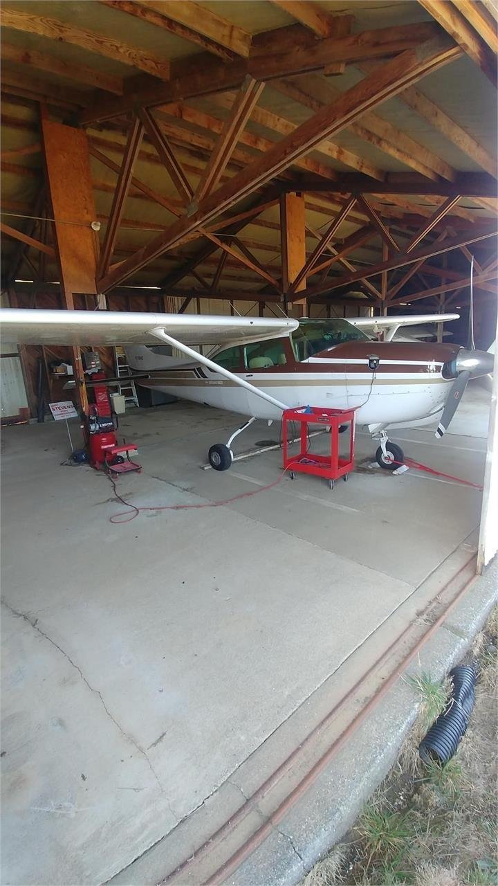 1979 CESSNA TURBO R182RG SKYLANE - Photo 1