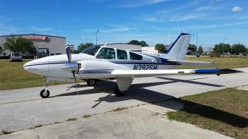 1966 BEECHCRAFT C55 BARON for sale - AircraftDealer.com