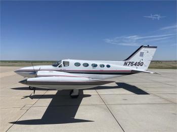 1973 CESSNA 421B for sale - AircraftDealer.com