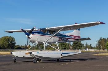 1979 Cessna 185F EDO 3500 Amphibs for sale - AircraftDealer.com