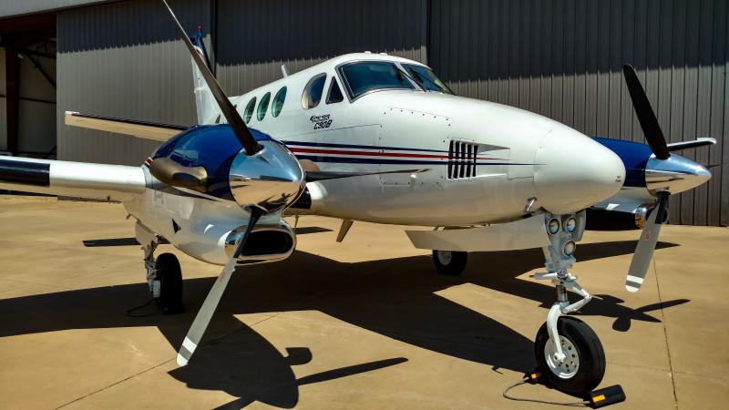 1986 BEECHCRAFT KING AIR C90A - Photo 1