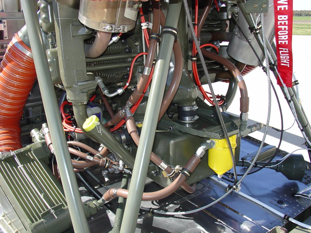 Hiller UH-12B Photo 2