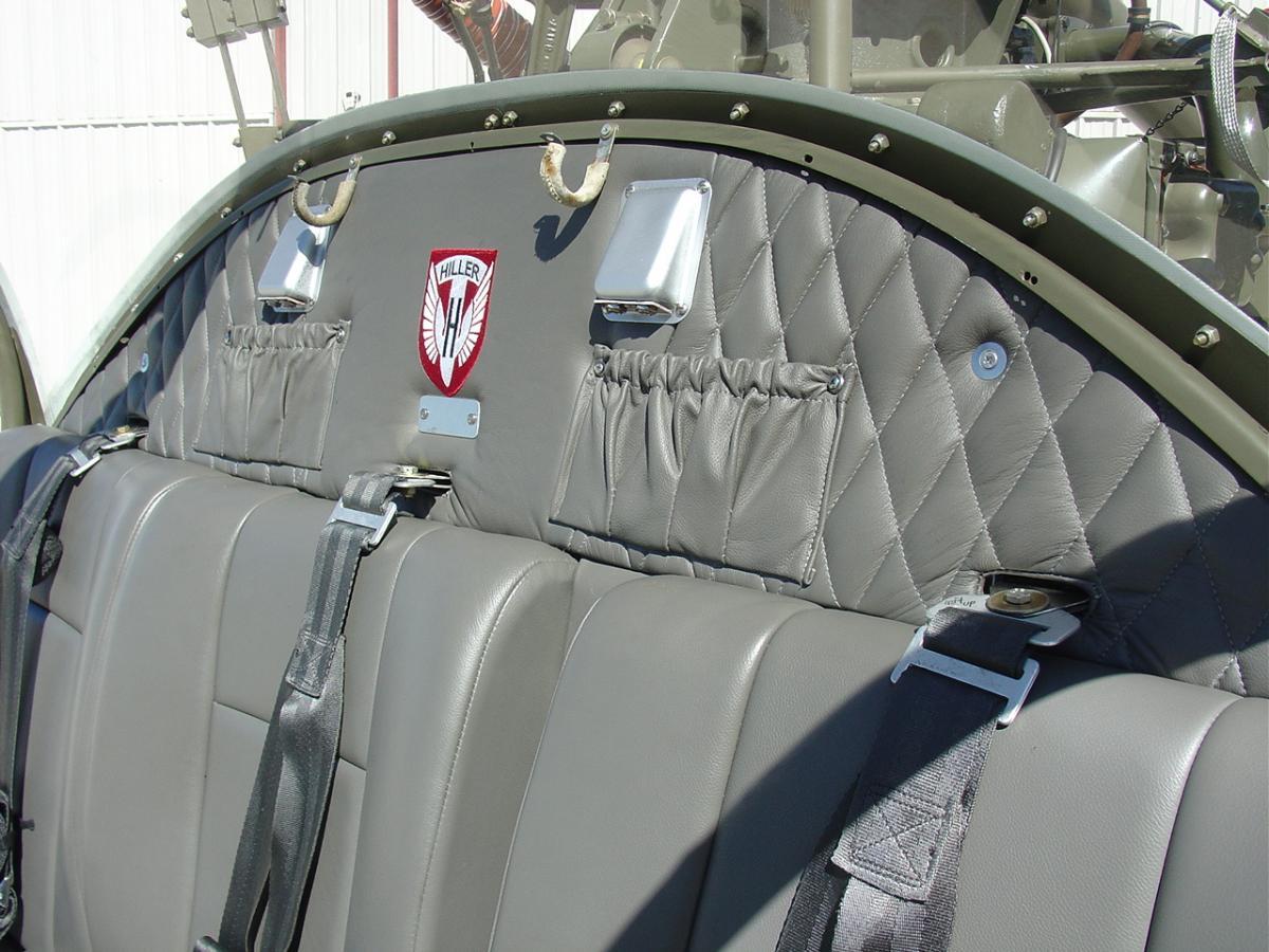 Hiller UH-12B Photo 3