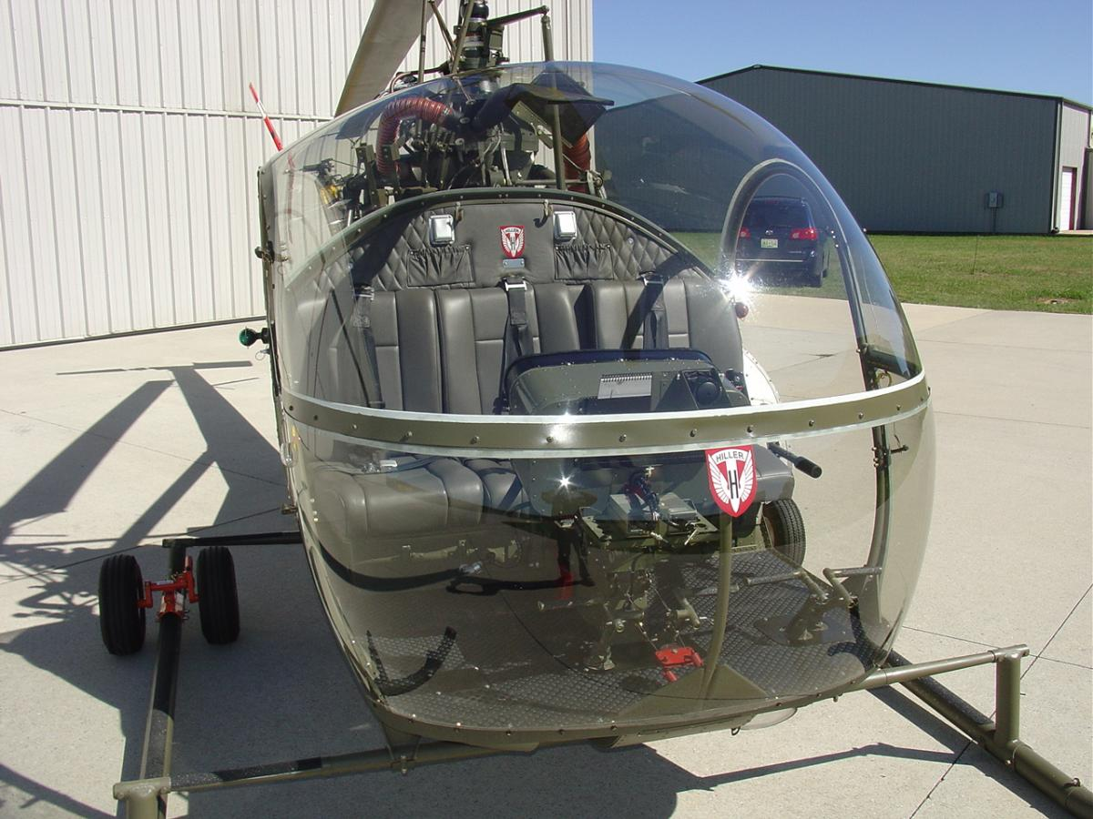 Hiller UH-12B Photo 6