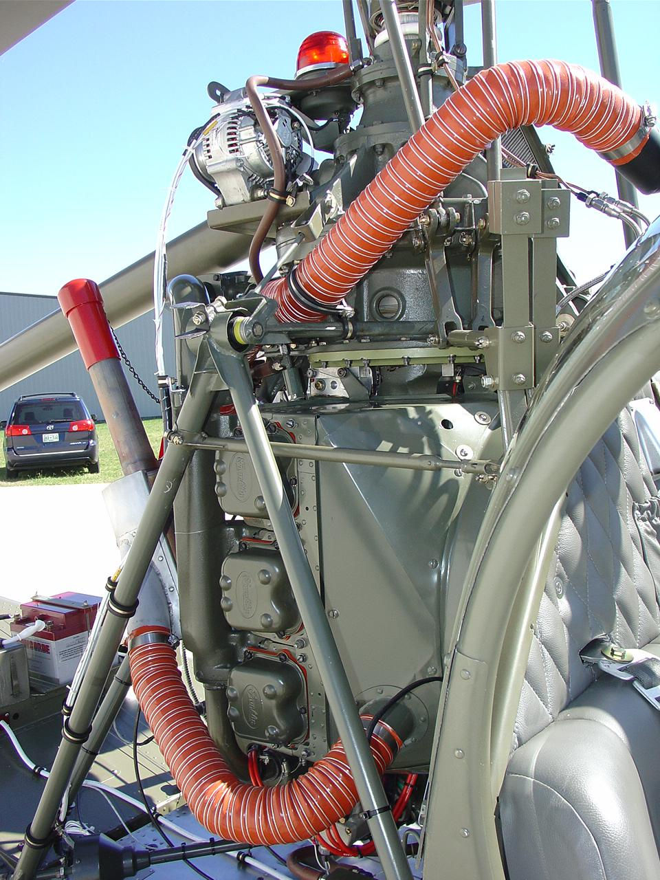 Hiller UH-12B Photo 7