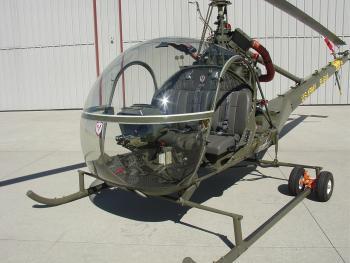 Hiller UH-12B for sale - AircraftDealer.com