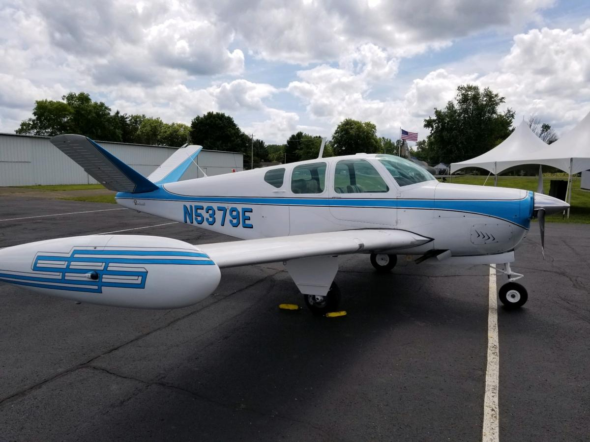 1959 Beech K35 Bonanza - Photo 1