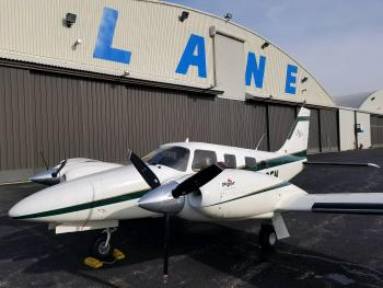 1997 PIPER SENECA V - Photo 2