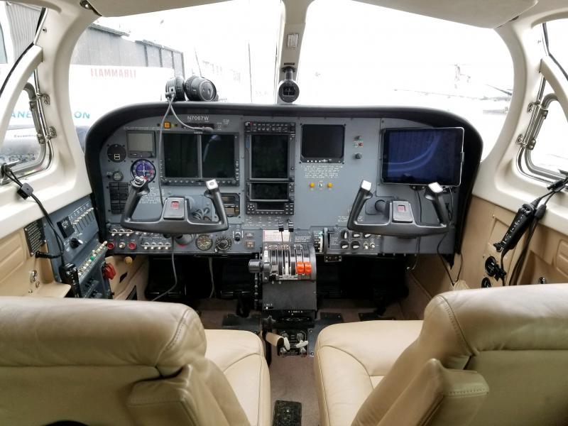 1982 Cessna 340 RAM VII Photo 4