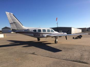 1976 Pipe Navajo CR for sale - AircraftDealer.com