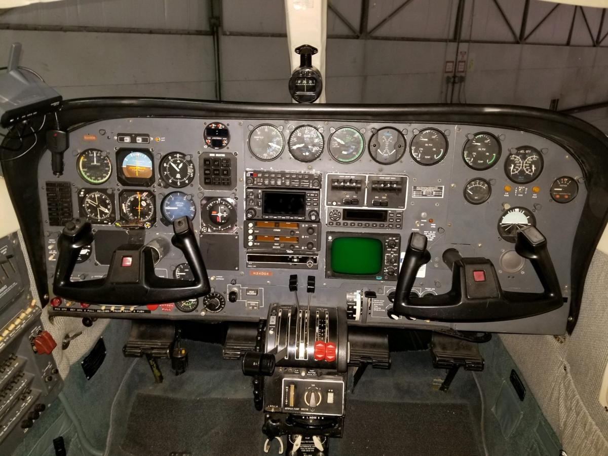 1978 Cessna 340A Photo 6