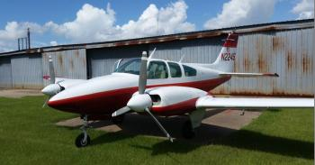 1965 Beech B55 Baron for sale - AircraftDealer.com