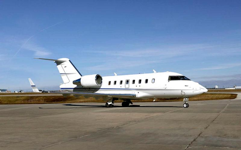 2013 Bombardier Challenger 605 - Photo 1