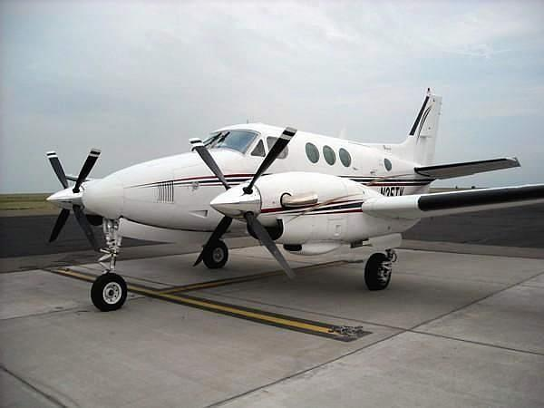 1973 BEECHCRAFT KING AIR C90  - Photo 1