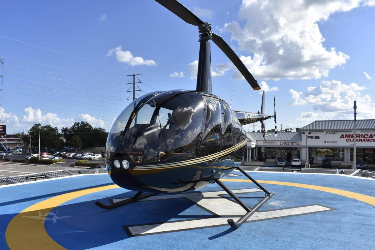2015 ROBINSON R44 RAVEN II - Photo 1