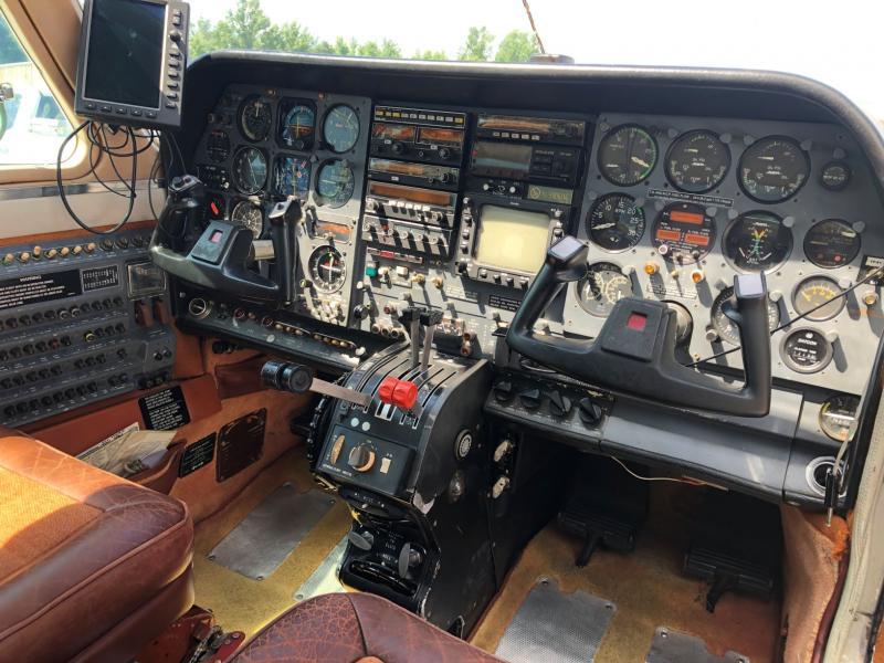 1980 Cessna Ram Turbo 310R, PRICE REDUCED!! Photo 6