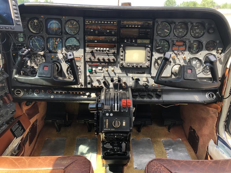 1980 Cessna Ram Turbo 310R, PRICE REDUCED!! Photo 3