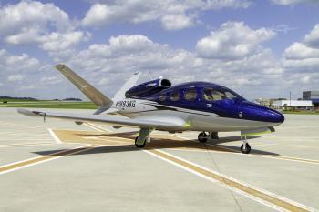 2017 Cirrus SF50 Vision Jet for sale - AircraftDealer.com