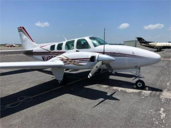 1986 BEECHCRAFT 58 BARON for sale - AircraftDealer.com