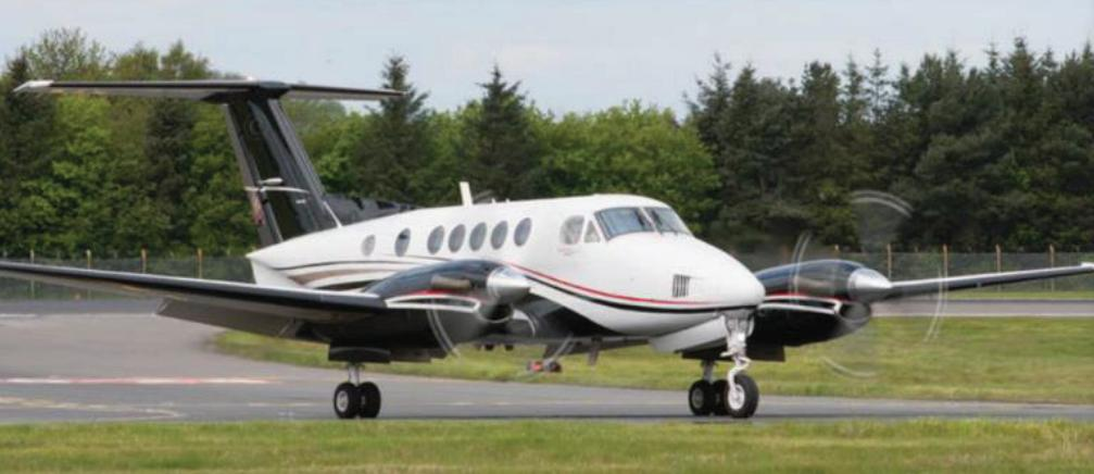 2000 Beech King Air B200 Photo 2